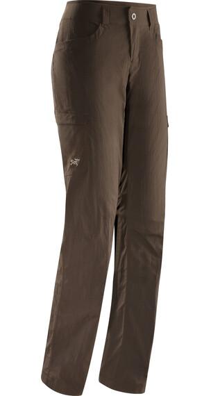 Arc'teryx Parapet lange broek bruin